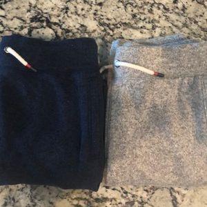 2 pairs of Gap sweatpants